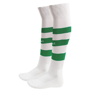 04159 Listada Κάλτσα ποδοσφαίρου white green