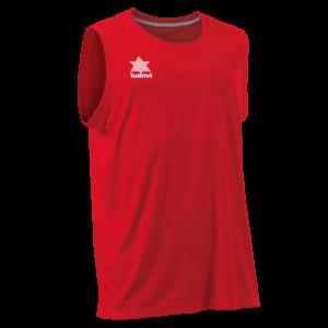 Pol Basket Shirt Red