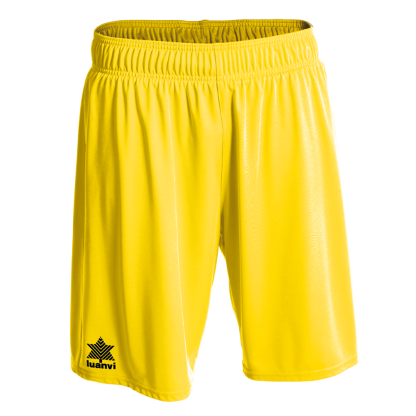 Bermuda Basket Pol Yellow