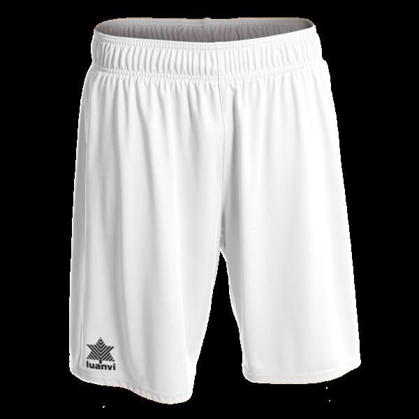 Bermuda Basket Pol White