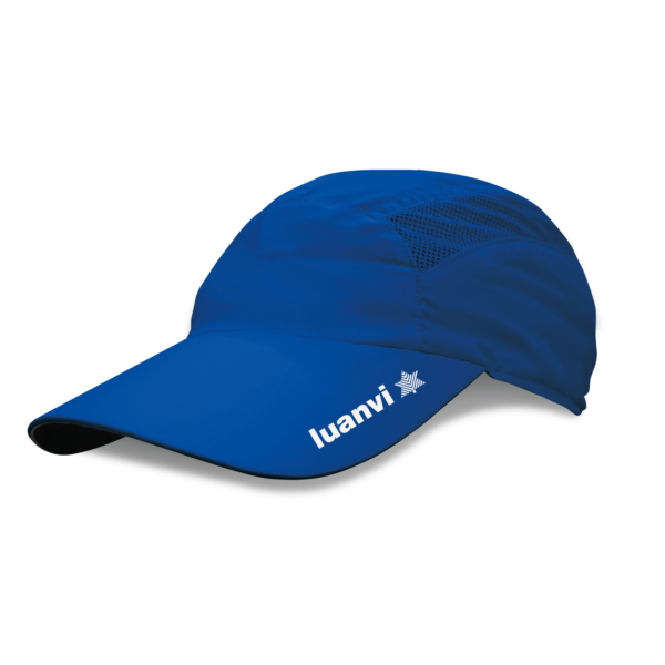 12725 Basic cap Royal Blue