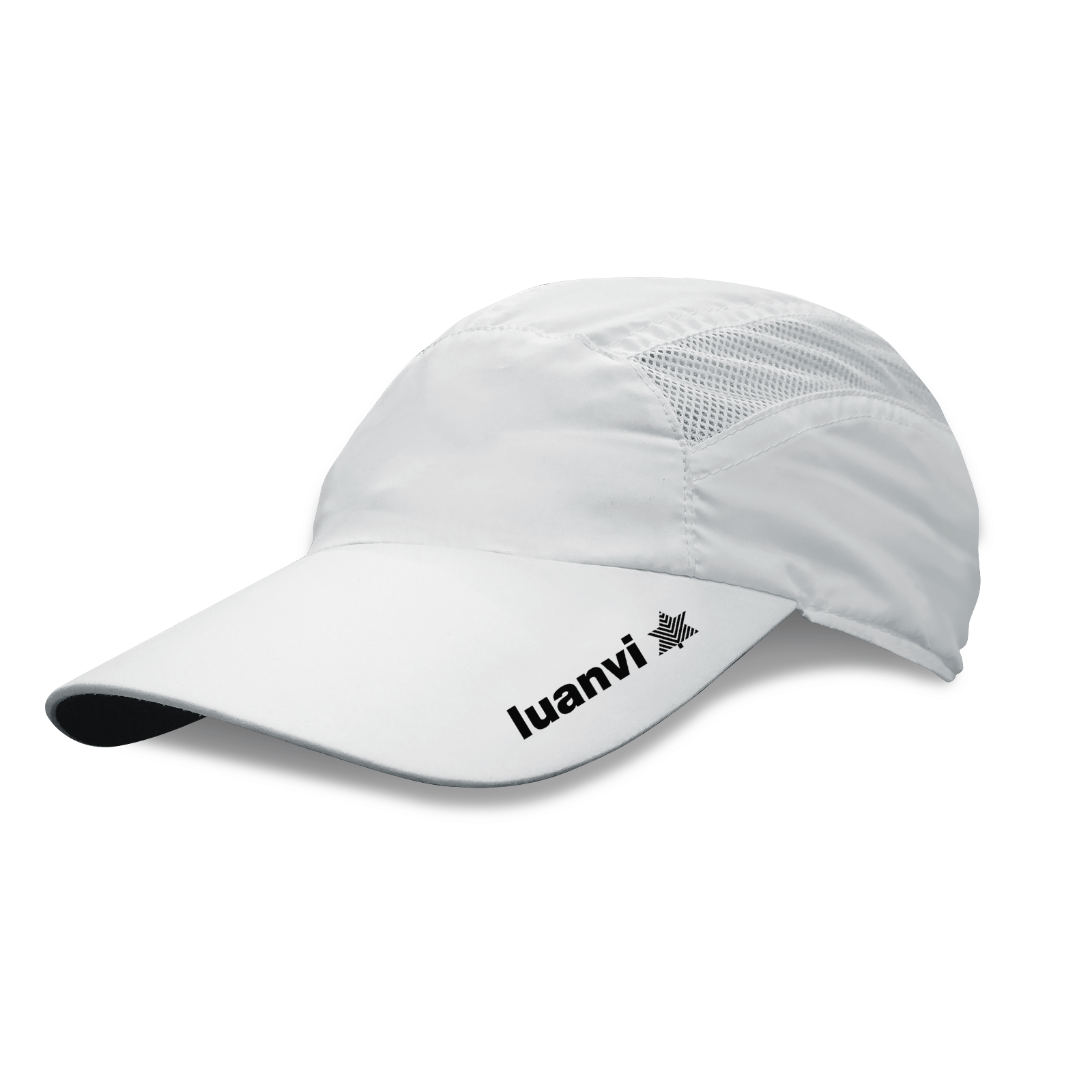 12725 Basic cap White