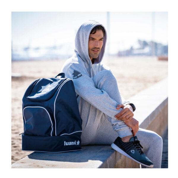 15145 Esecial hoodie Grey