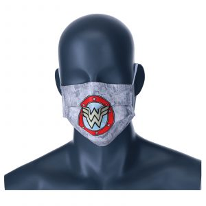 WONDERWOMAN SHIELD Mask